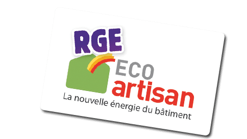 rge eco artisan, label, certification, bâtiment, énergie, isolation