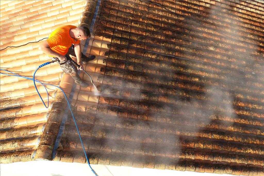 Traitement de toiture Saint-Florent-des-Bois