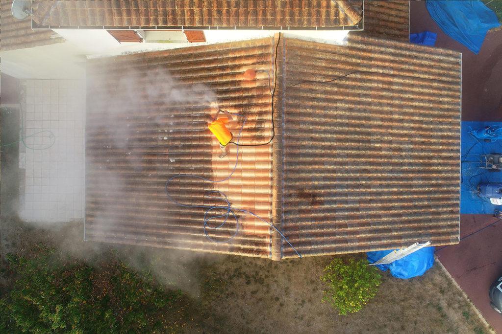 Traitement de toiture Le Boupère