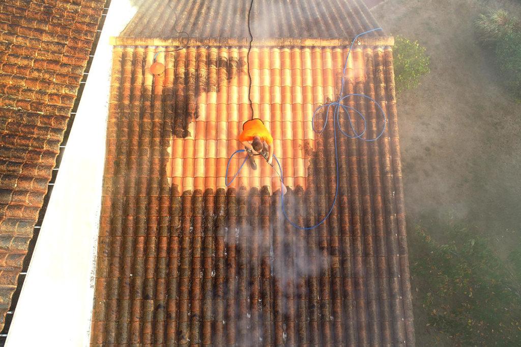 Traitement de toiture Chauché