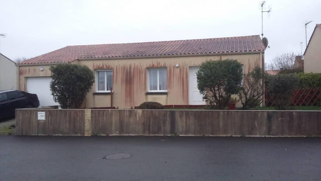 Ravalement de Façade Les Lucs-sur-Boulogne